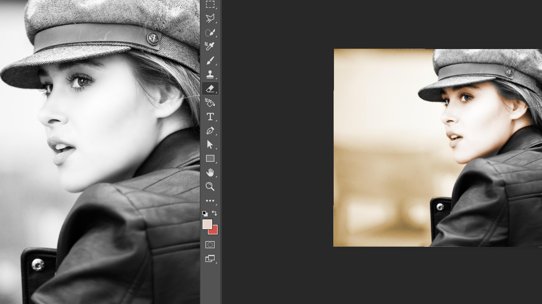 Colorize-Image-Photoshop