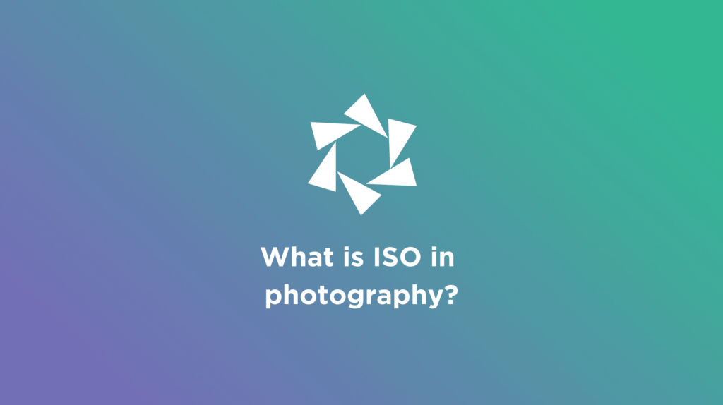 what is iso in photography