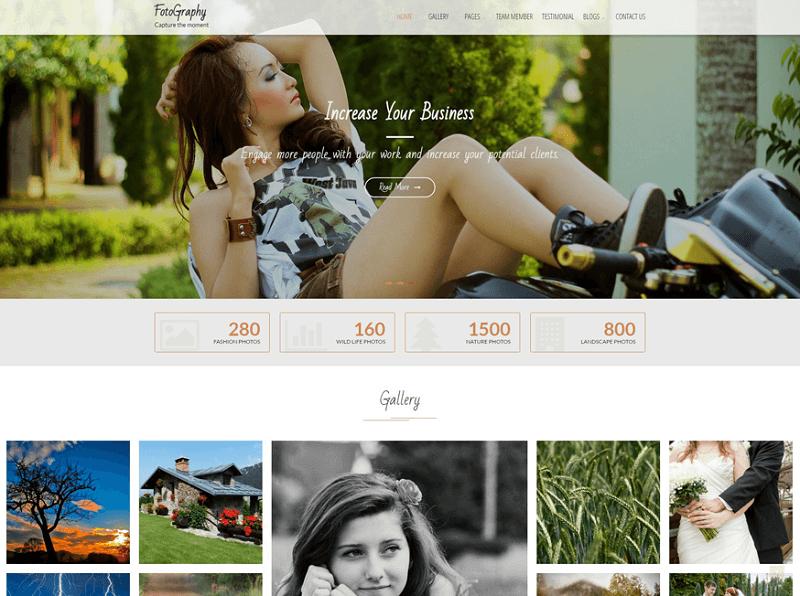 fotography-theme