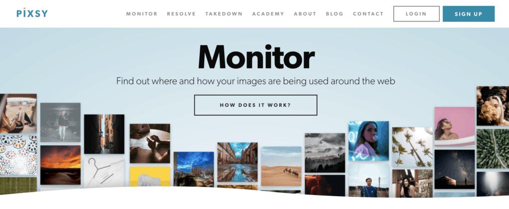 Pixsy Monitor