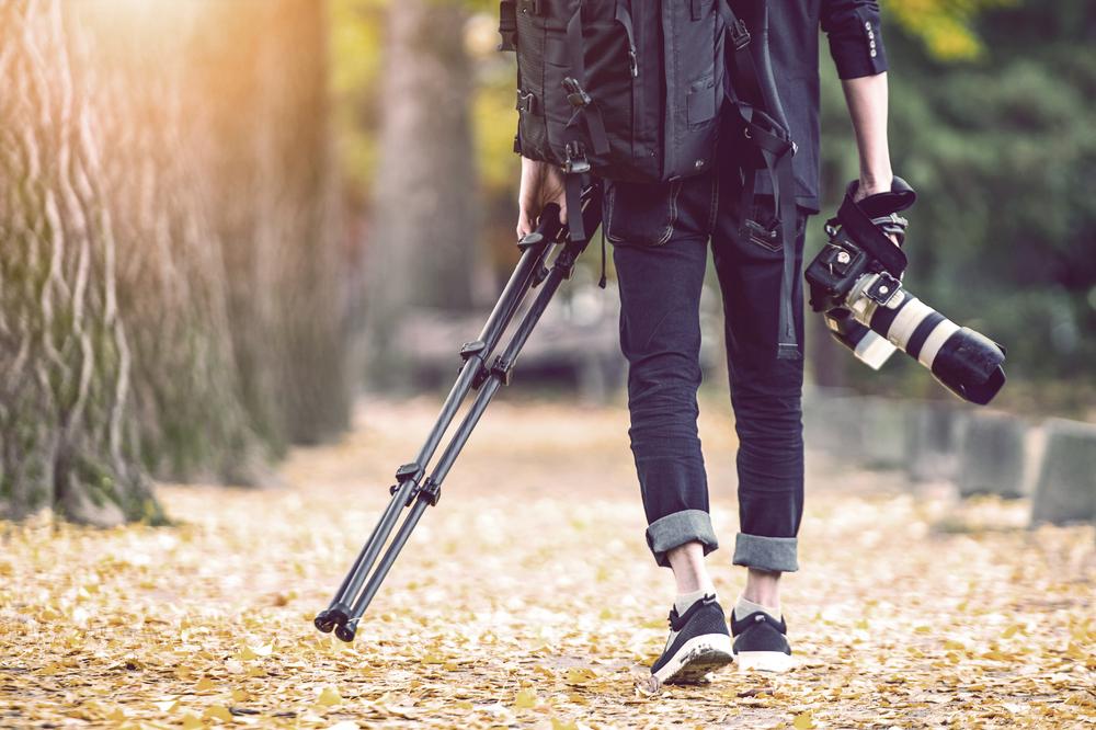 Professional freelance photographer