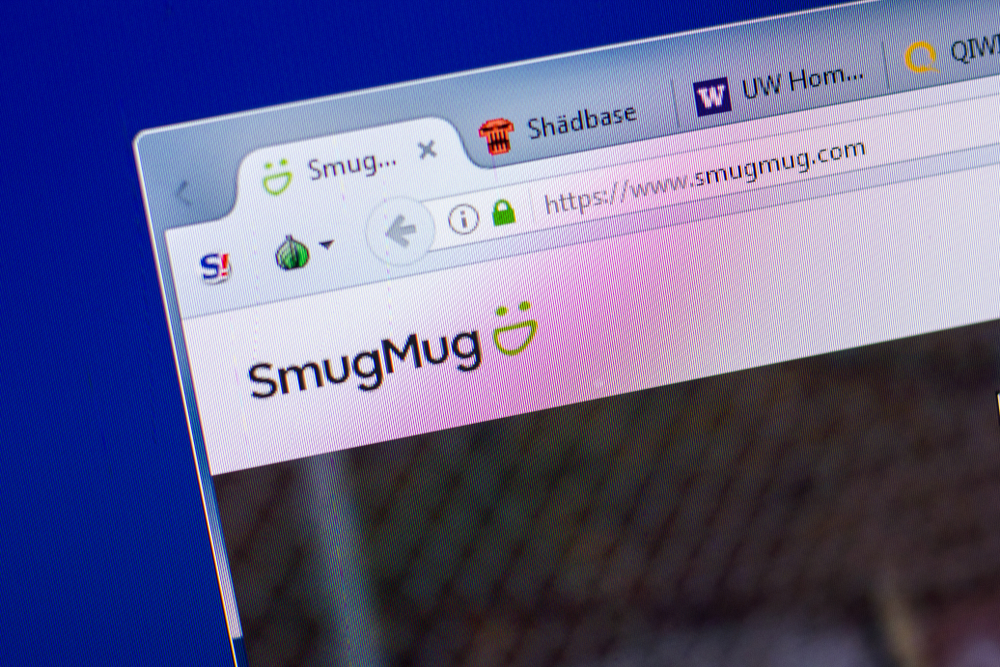Smugmug Website Builder