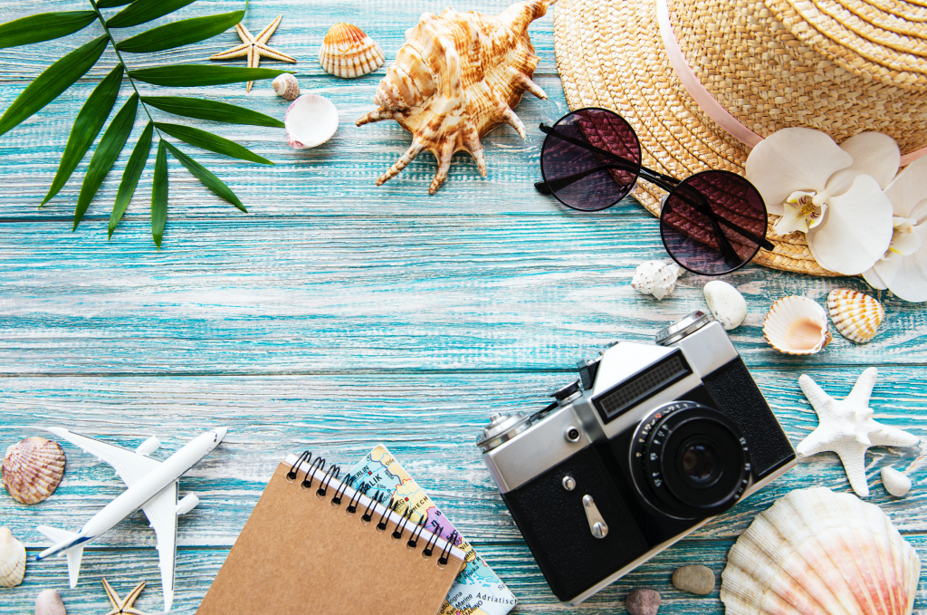 equipment for beach photography