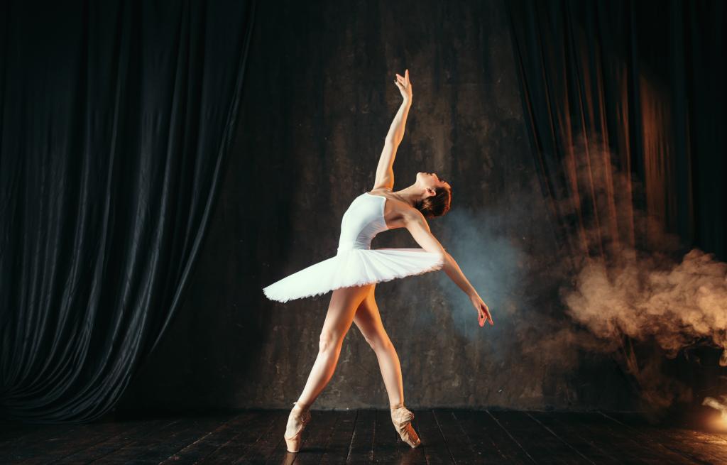 dance photography - ballerina
