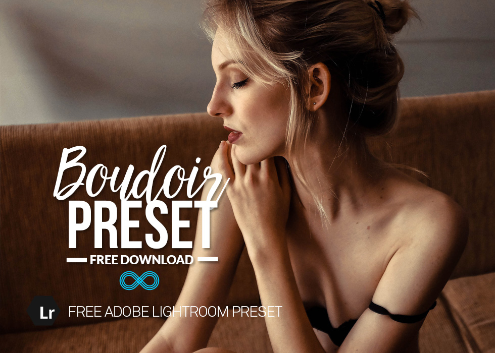 Boudoir Lightroom Preset
