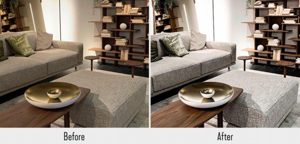 Product and Indoor Lightroom Preset